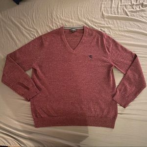Express Oversize V-Neck Sweater